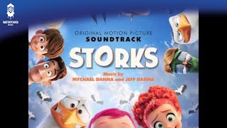 """""""Cigüeñas"""" Soundtrack"""
