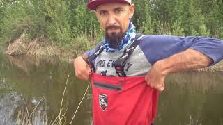 Что такое вейдерсы для рыбалки москва