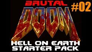 Brutal DOOM - Hell on Earth Starter Pack - Ultra-Violence #02
