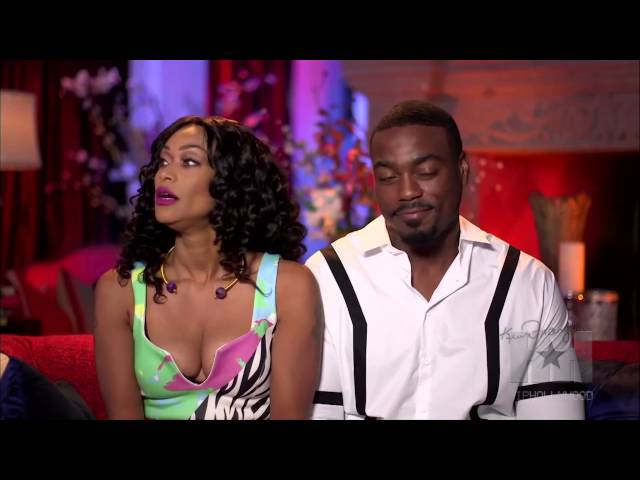 Is Tami Roman Ready To Have Boyfriend, Reggie Youngblood's Baby? - HipHollywood.com