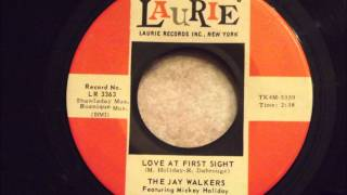 Jay Walkers - Love At First Sight - Asbury Park Blue-Eyed Soul