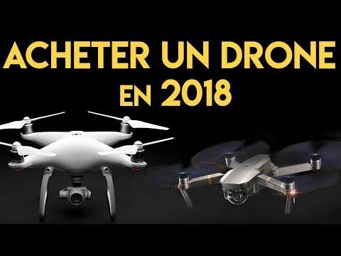 Quel Drone acheter en 2018 ?
