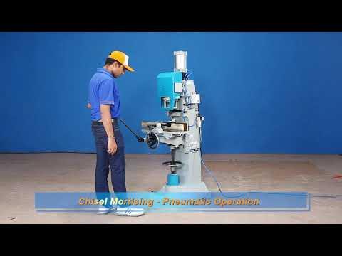 Basic Chisel Mortiser Machine