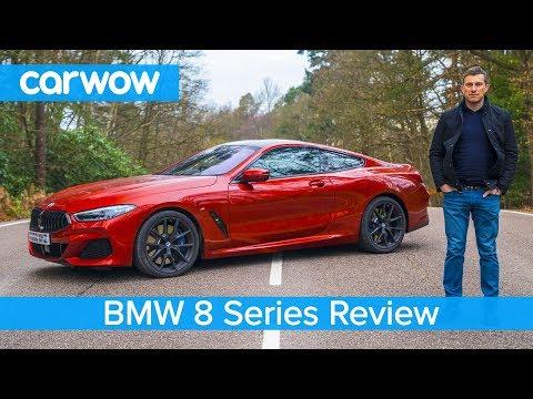 carwow BMW 8 Series