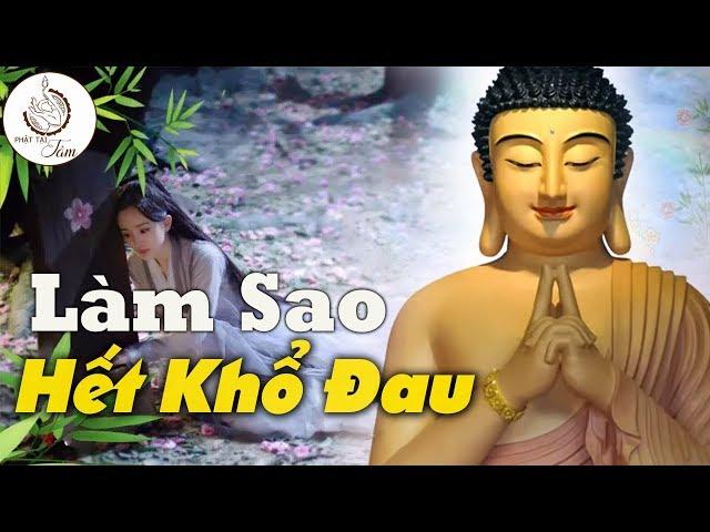 """Đêm Trằn Trọc Khó Ngủ Nghe Lời Phật Dạy """"Cách Để Hết Đau Khổ"""" Tâm An Lành Ngủ Cực Ngon _ # Mới Nhất"""