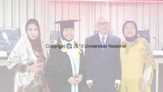 Universitas Nasional – Sidang S3 Aiyub Mohsin