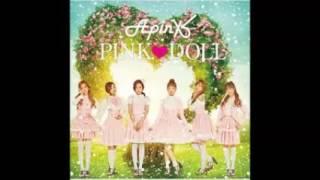 APINK PINK DOLL 4 SONGS( My first love, Amai Koi Shiyouyo, Fanfare, If I..