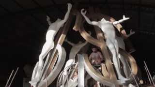 preview picture of video 'El Carnaval Paso de los Libres, samba y pasión Trailer'