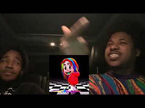 NICKI SNAPPED!!! 🔥😱 | 6IX9INE - MAMA (feat. Nicki Minaj, Kanye West) (DUMMY BOY ALBUM) | REACTION