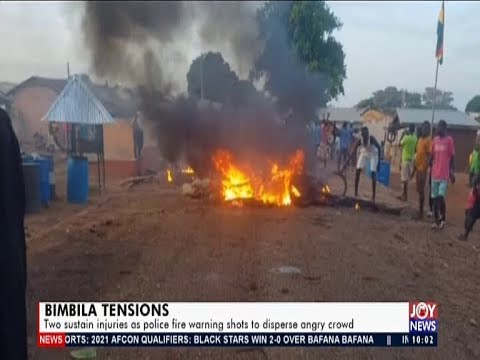 Bimbilla Tensions - News Desk on JoyNews (15-11-19)