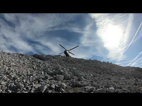Helikopter SV na Skuti