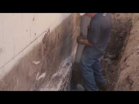 Foundation Repair in Winooski, Vermont