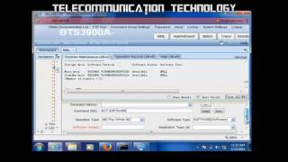 How To Commisioning eNodeB LTE Huawei BTS3900