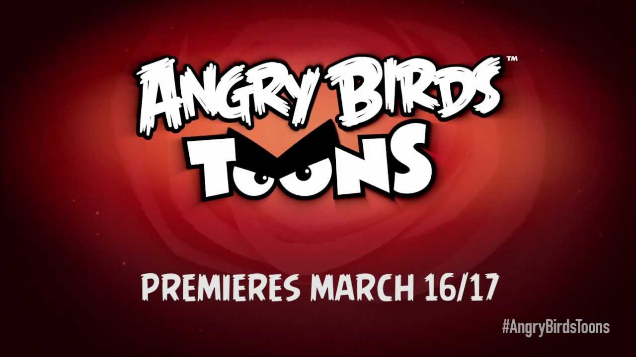 The Angry Birds Cartoon Is Launching Next Month. Take Cover.