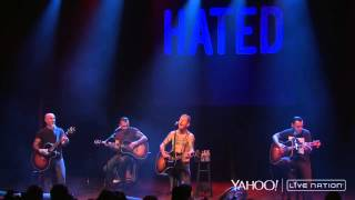 Corey Taylor - I Don't Care About You (Fear Cover) - Live at House of Blues 2015