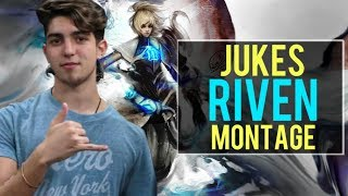 Jukes Riven Montage | Best Riven Plays [IRIOZVN]
