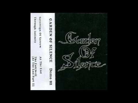 Garden of Silence - At the End