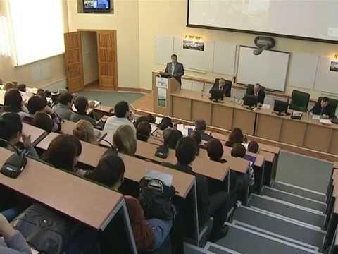 Конференция посвященная международному дню гор, Горно-Алтайск (2014)