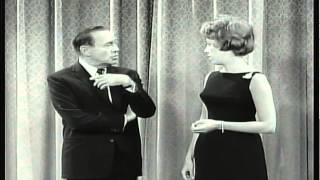 """The Jack Benny Program - """"Riverboat Sketch"""" w/guest Carol Burnett - Part 1"""