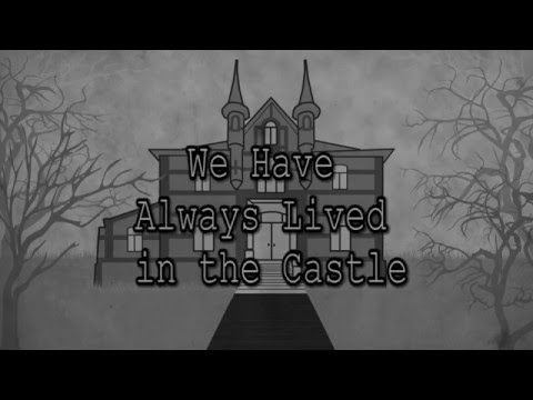 We Have Always Lived in the Castle- Animated Trailer