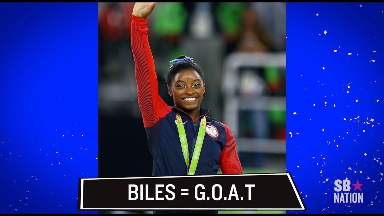 Simone Biles is the gymnastics gold standard, Aly Raisman is theglue | Rio Olympics 2016 thumbnail