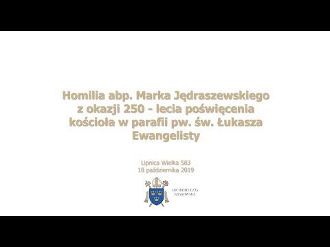 Homilia Arcybiskupa Marka Jędraszewskiego