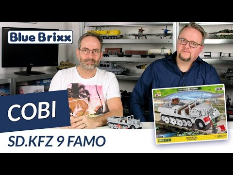 Sd.Kfz 9 Famo