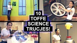 10 GEWELDIGE SCIENCE TRUCJES! || MeisjeDjamila