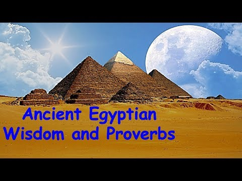 ancient egyptian wisdom and proverbs top 10 ancient egyptian