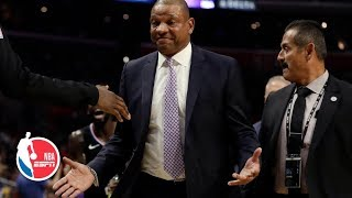 Doc Rivers, Jim Boylen ejected simultaneously as the Clippers beat the Bulls | NBA Highlights