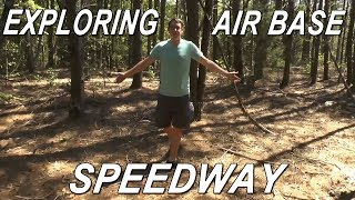 Exploring the Remains of Air Base Speedway: NASCAR's Ghost Track | S1ap on Location: Episode 1