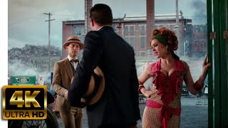 The Great Gatsby (2013) - Tom takes Nick to the Valley of Ashes Scene (8/40)   Momentos