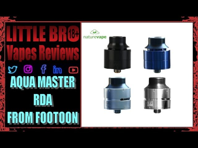 MMMM.. AQUA MASTER RDA FROM FOOTOON