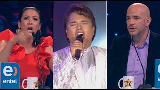 Gambar cover El imitador de Juan Gabriel cantó y generó una disputa entre el jurado   Yo Soy