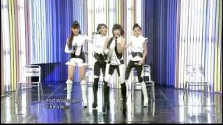 2NE1   Pretty Boy HD Live