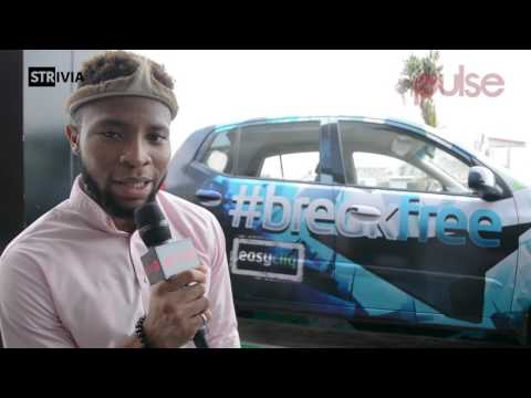 PulseTV Strivia: EasyClique #Breakfree 24 hours party