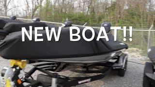New Phoenix Bass Boat - Vlog