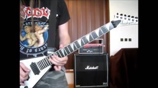 Exodus IMPALER guitar cover