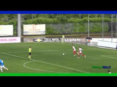 immagine di anteprima del video: FERALPISALO´-CUNEO 3-1