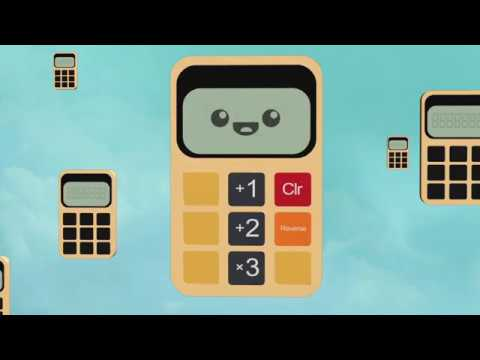 Calculator: The Game wideo