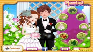 Game trang điểm cô dâu và chú rể