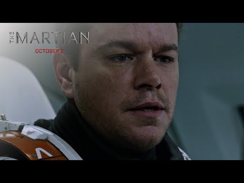 The Martian (TV Spot 'I'm Not Going to Die Here')