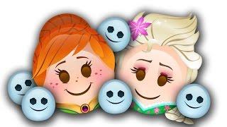 Frozen Fever as told by Emoji | Disney