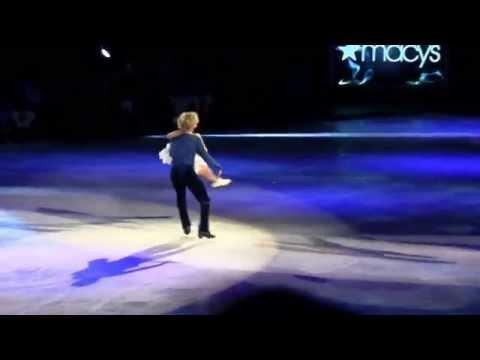 Charlie White & Meryl Davis - Stars on Ice 2014; Orlando, FL