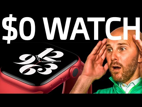 How I Bought the Apple Watch for FREE