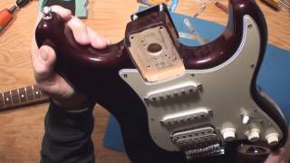 Mexican Stratocaster Gave Me Heartburn