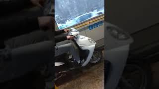 Екатеринбург перевозка мопеда