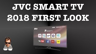JVC SMART TV NEW 2018 first look lt-49c888