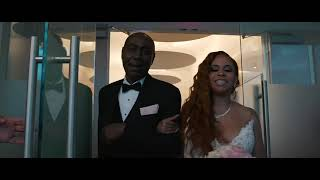 Mr. And Mrs. Johnson Wedding/ Black Wedding