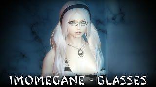 Skyrim: ImoMegane - Glasses
